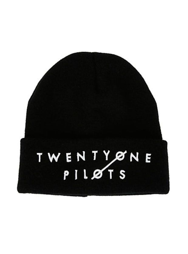 Twenty One Pilots Logo Watchman Beanie