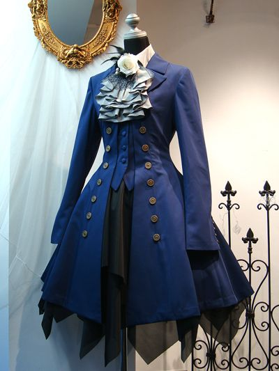 ATELIER BOZ- This is just sublime... I would wear this if I only had somewhere to wear it to! - V