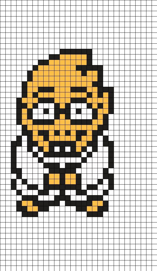 1000+ images about 8 Bit Characters on Pinterest | Perler ...