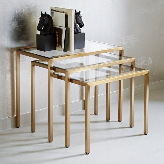 Odeon nest of tables