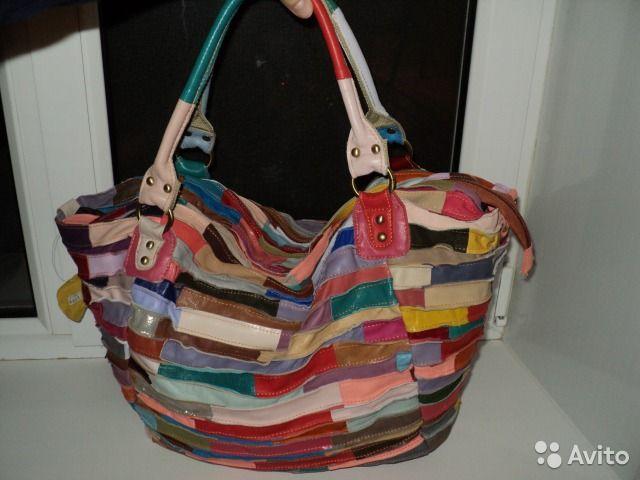 Продам сумку из натуральной кожи, новая купить в Волгоградской области на Avito — Объявления на сайте Avito