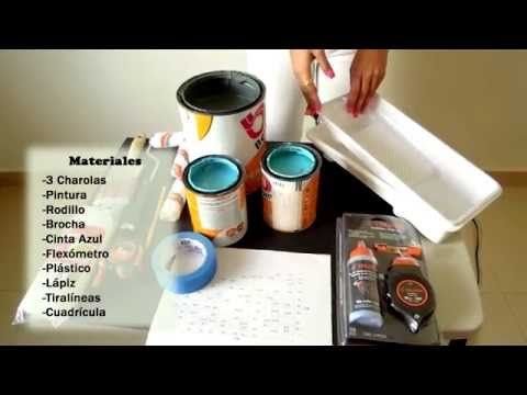 Decorar Paredes Con Cuadros Hermosos - YouTube