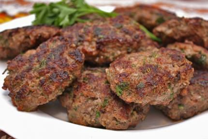 At the risk of soundingtoo much like Darryl Kerrigan from The Castle… I just love rissoles! I like them because I can do the preparation ahead of time, add whatever ingredients I do or don't have, everybody eats them without complaint, and they're still great served cold the next day. Really, how could you not …