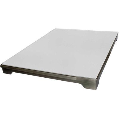 "CalFlame 20"" Pizza Brick Tray for Outdoor Grill Island BBQ07900"