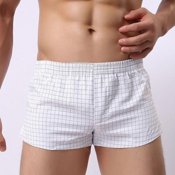 Mens 6 Pack Boxers Shorts Underwear Cotton Elastane Stretch Premium Trunks S-4XL
