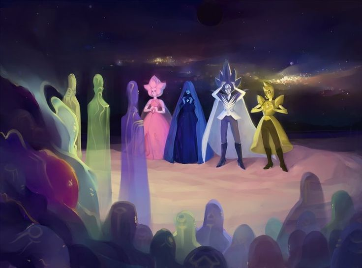 Steven universe,фэндомы,Blue Diamond,SU Персонажи,Yellow Diamond,Pink Diamond,White Diamond,Twenty-seventh,SU art