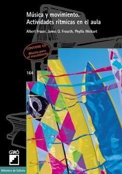 """En este libro se presentan actividades secuenciales para realizar movimientos rítmicos en espacios reducidos. Las actividades están pensadas para ser interpretadas y coordinadas con música, por ello, las piezas seleccionadas que se incluyen en el disco compacto son idóneas para practicar los movimientos rítmicos que se proponen. Incluye el CD """"Música para el movimiento"""". Localización en biblioteca:  780.1 B644m 2001"""