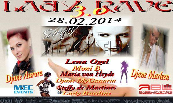 Lady Rave 3