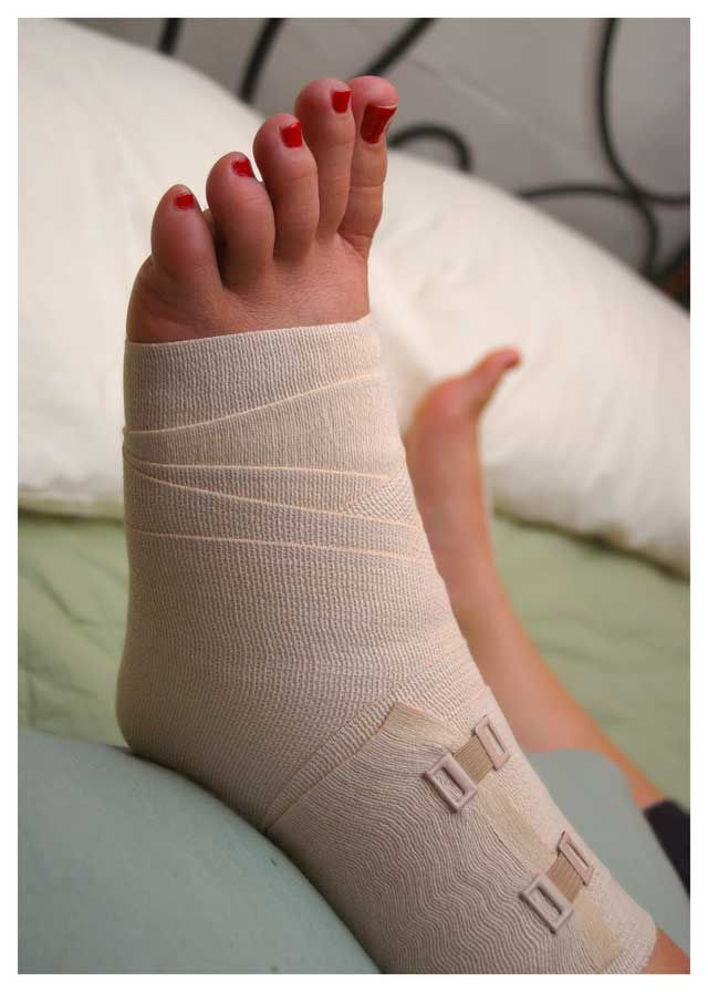 Play sports? Here's a list of a few common injuries that may happen if you're not careful! Ankle Sprains- A sprained ankle can be very moderate, causing minimal or severe pain and can make walking and standing difficult. All ankle sprains involve twisting of the foot, causing damage to the ligaments of the ankle. Heel Spurs- A heel spur is a calcium deposit that results in a bony protrusion on the heel bone. When the plantar fascia, a band of fibrous tissues that runs along the bottom of the…