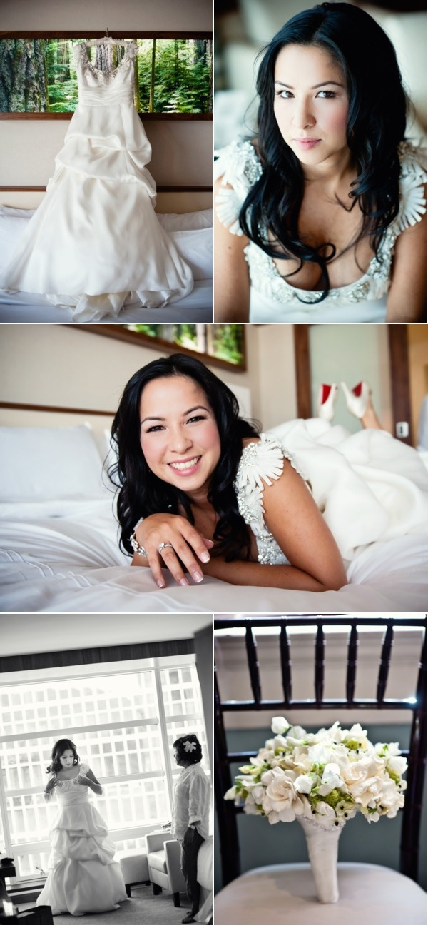 Vancouver Wedding at Brock House Restaurant by CountDown Events Planning & Design