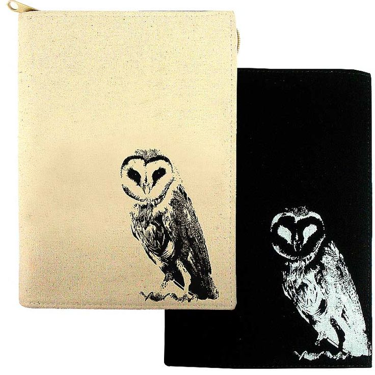 Note Book with Cotton Cover