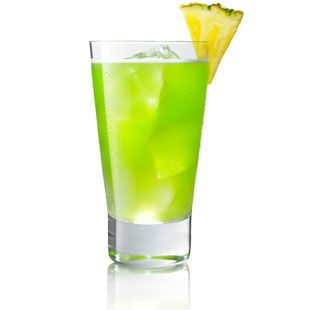 Midori Illusion Cocktail Recipe
