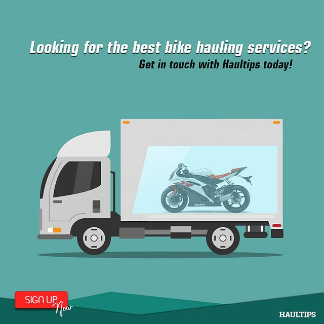 Looking For Bike Hauling Services in Delhi Ncr? Call 9971664765 for bike hauling with Haultips.