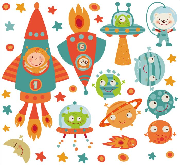 cohetes dibujos niños - Buscar con Google