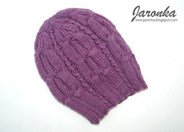 Hand made by Jaronka: So Fly Hat