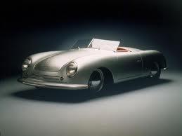 Porsche 356.  Wow.