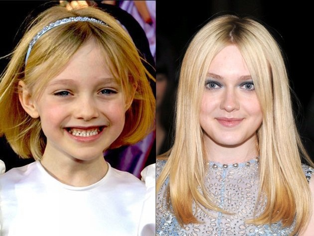 Dakota Fanning, another great child actor. She was great in the mini series Taken also.