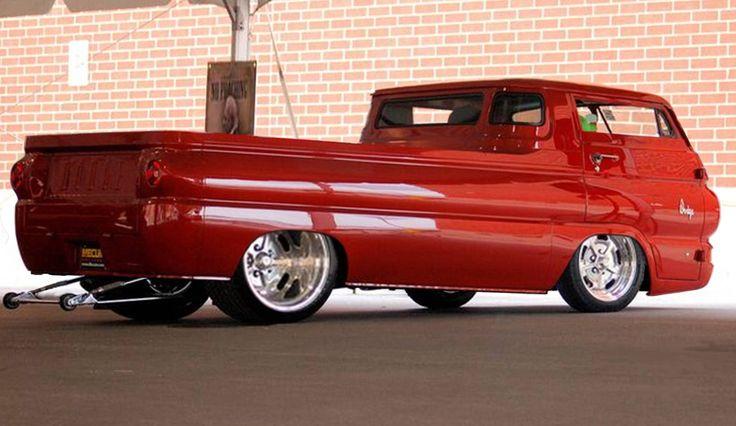 Dodge A100 Chop Top