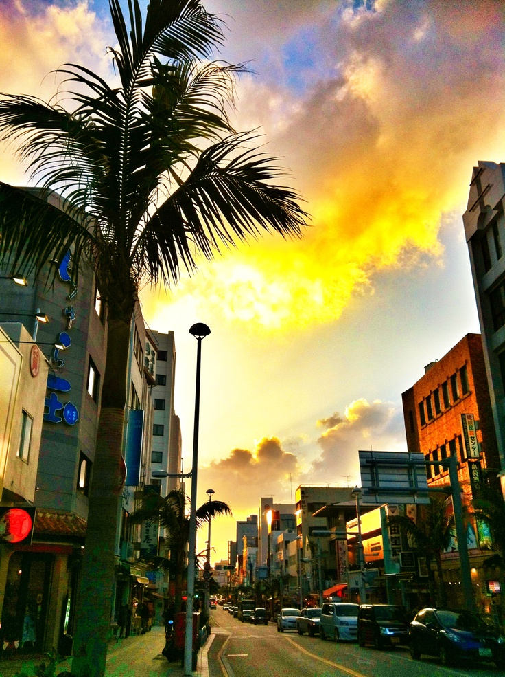 Can't wait to be there again! Street, Naha,Okinawa