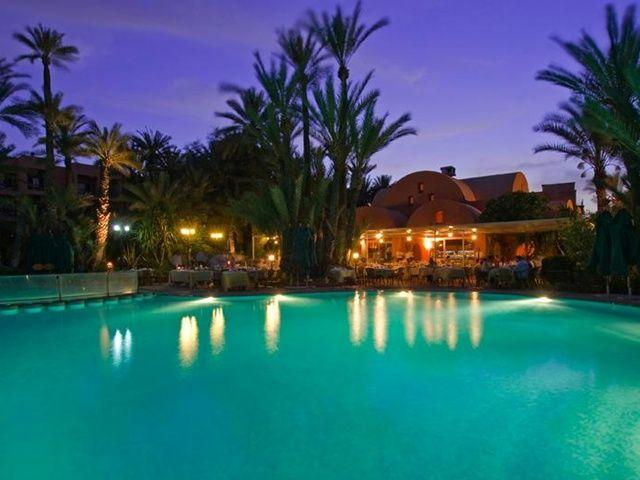 Traveliada.pl - wakacje w hotelu Marrakech Le Semiramis - Maroko, Marrakesz