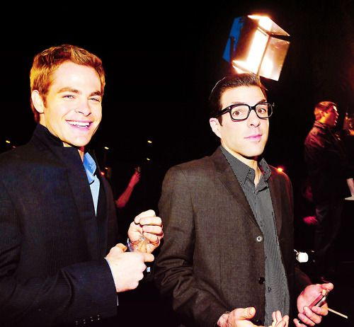 The best: chris pine zachary quinto interview are you dating a boy
