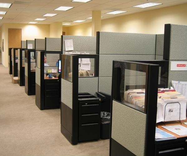 Commercial Luxury Office Cubicle Furniture Design | Commercial Office Furniture
