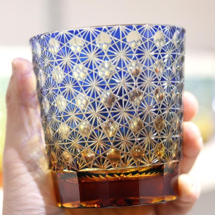"""Yamada glass old glass """" engage ''"""