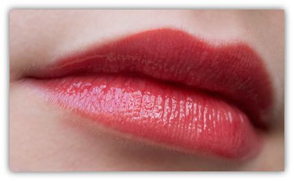 by Terry Gloss Terrybly Shine 10 Flamenco Desire #byterry #lipgloss #corallips