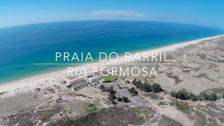 Praia do Barril, Tavira Portugal  Siga-nos / Follow us: www.flyover.pt