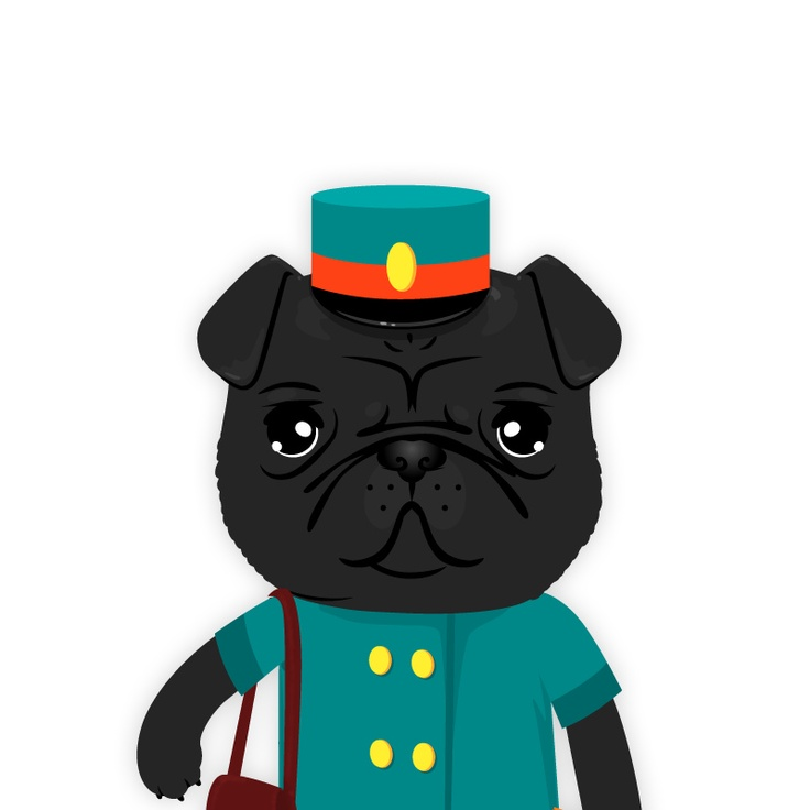 The character Maki in Toca House by Toca Boca. http://itunes.apple.com/us/app/toca-house/id495680460?mt=8 #apps #kids #children #ipad #iphone #tocaboca #tocahouse