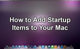 How to set Apps, Items or Programs to Launch at Startup on Mac. ✅ #mac #MACOS +Downloadsource.net