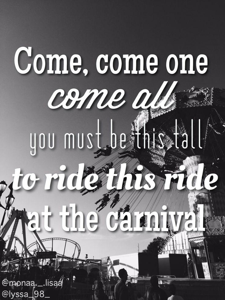 Carousel That Night Lyrics - lyricsowl.com