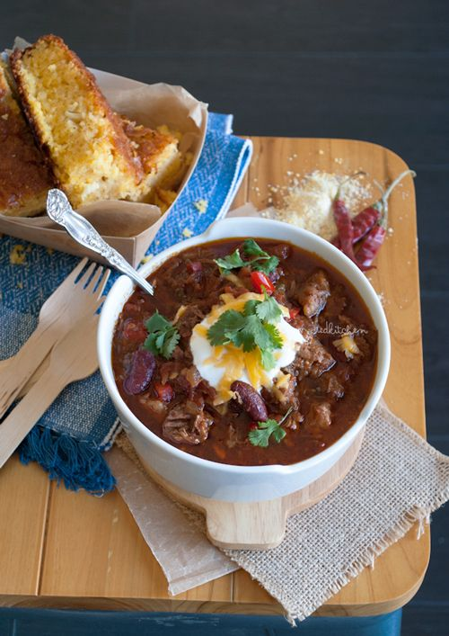 Food Truck Tuesday – Chili con carne