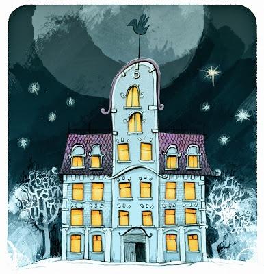 Advent house.