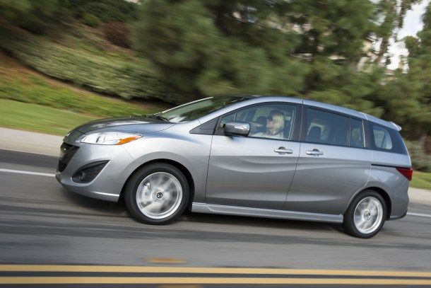 Mazda Ends Mazda5 Because There Are More Crossovers to Make
