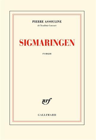 Sigmaringien - Pierre Assouline