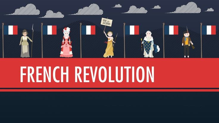 The French Revolution: World History #29