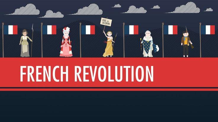 The French Revolution: World History #29