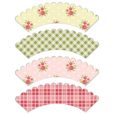 Free Shabby Chic Printables - Baby Shower Ideas - Themes