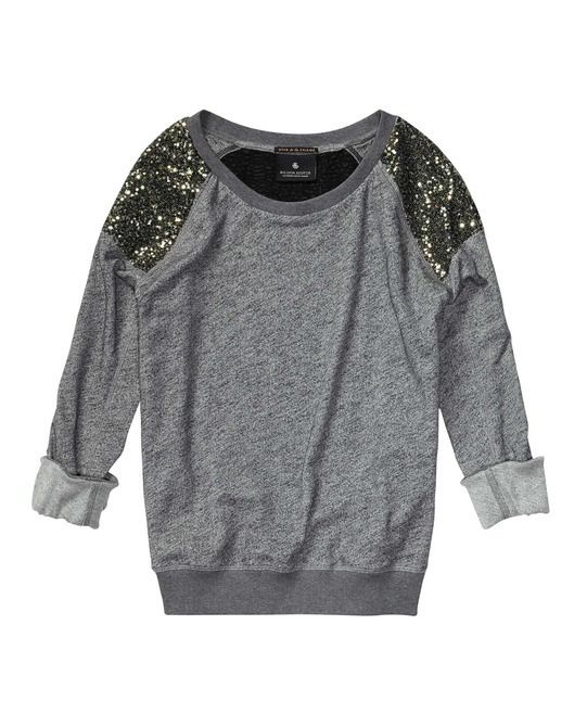 Festive Party Sweater by Scotch and Soda