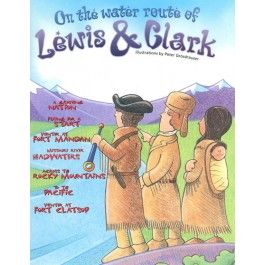 Explore the lives and times of the famed explorers, Lewis and Clark, through engaging activities that enlist students' imaginations for the journey. $1.25