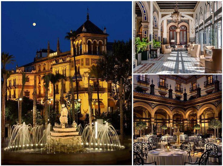 "Şahin Gönül on Twitter: ""#Espana #Spain #İspanya #Испания #Andalusia #Sevilla #architecture #luxury #viajes #travel #seyahat @Alfonso13Hotel https://t.co/NnzV8GXVLi"""
