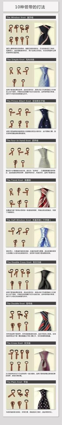 Nudos para corbata
