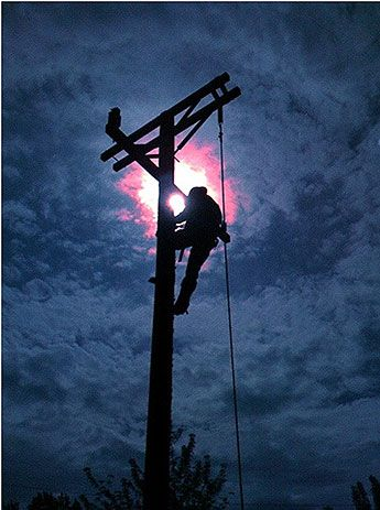 17 Best Images About Electric Lines Power Grid Linemen