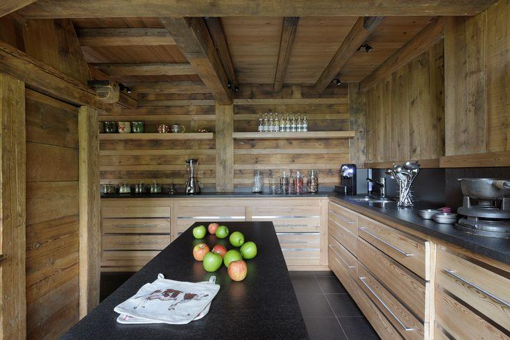 Rénovation chalet en bois à Megève : l\'exemple à suivre | French ...