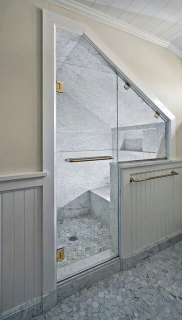 14 Best Shower Under Stairs Images On Pinterest Bathroom