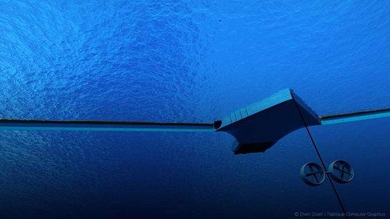 Un ragazzino di 16 anni inventa un aggeggio fantascientifico per ripulire i mari dalla PLASTICA. Il che non ci autorizza comunque a fare i maiali in spiaggia.