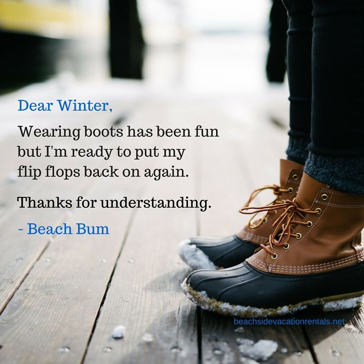 Winter boots quotes