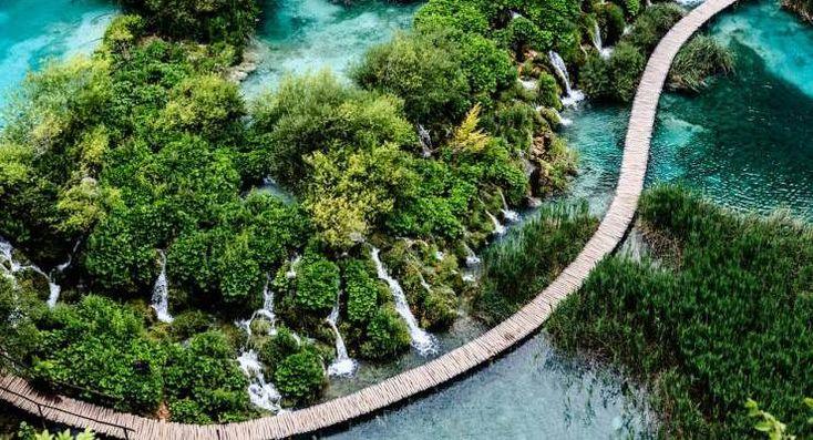 Destinazione Jugoslavia: ero piccola, ingenua e soggetta a facili amori. Primi tra questi: il viaggio in camper e i laghi di Plitvice.