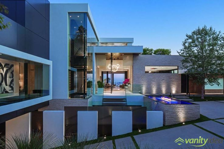 magnificent residence with a gorgeous view